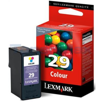 LEXMARK Z845 NO. 29 RP PRINT CART TRI-COLOR